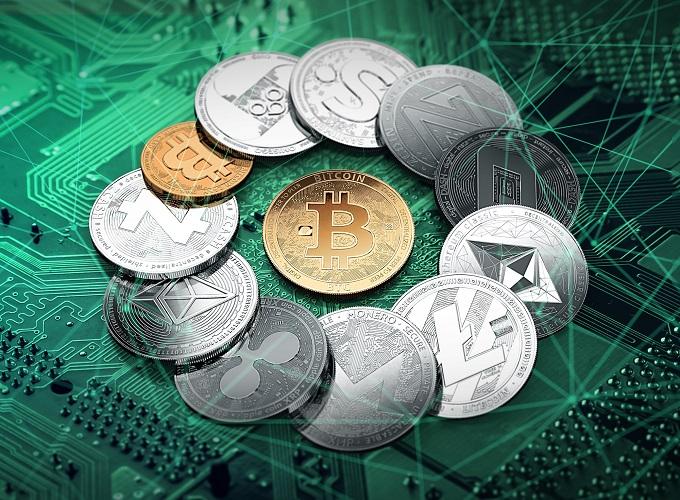 Đầu tư vào tiền điện tử