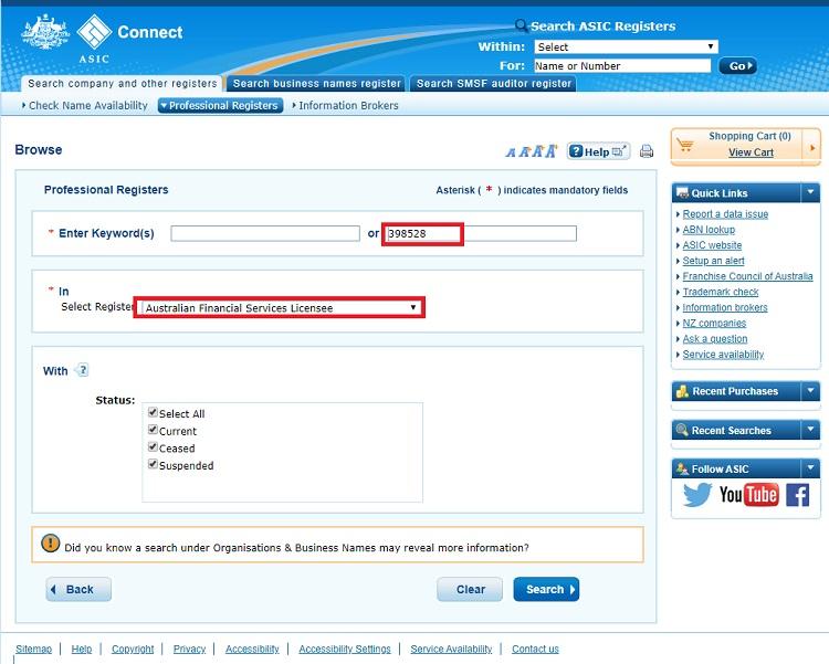 Trang kiểm tra số giấy phép của ASIC.jpg
