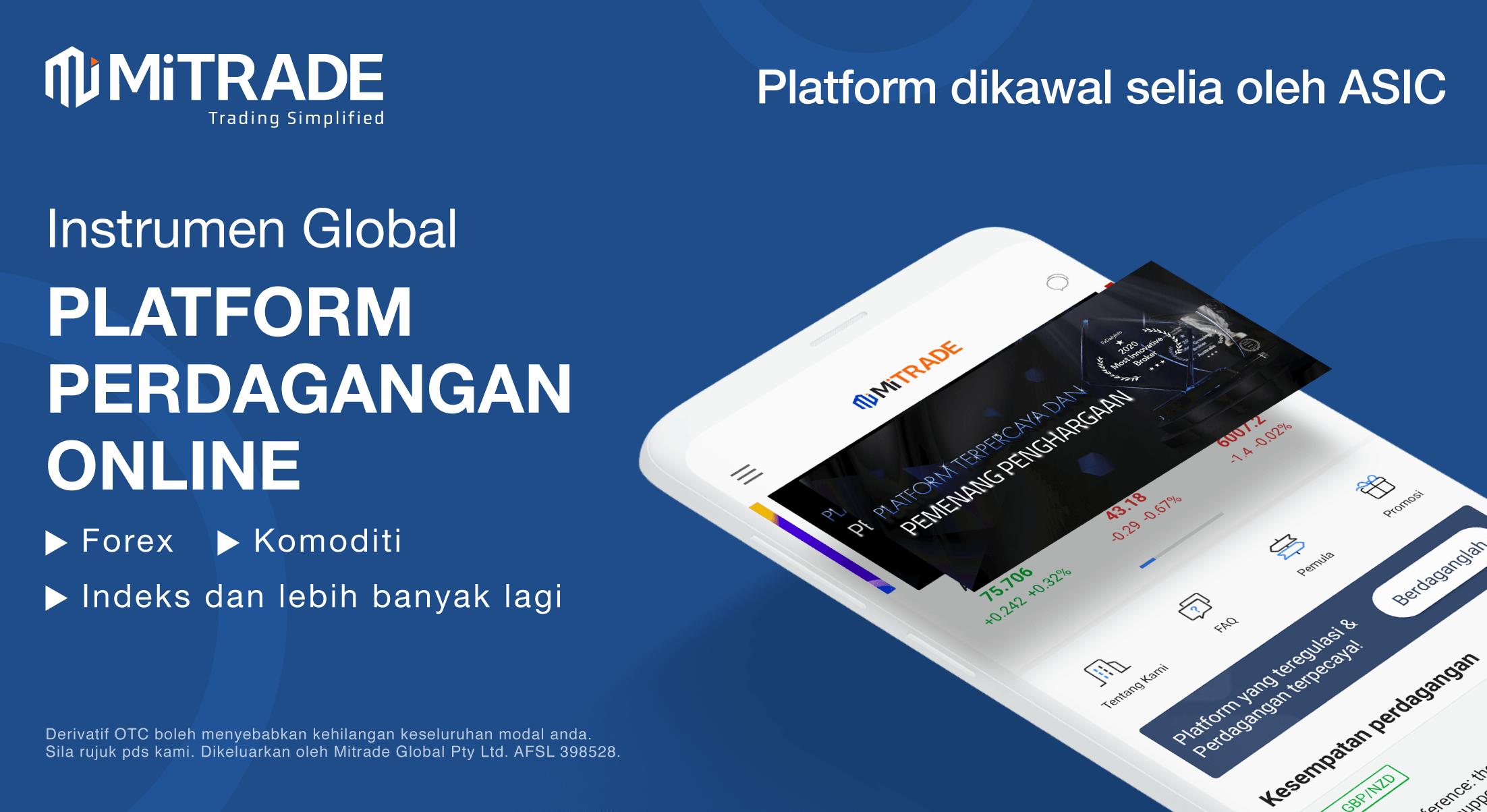 Mitrade_Perdagangan_Online_Di_ Aplikasi Mobil & Web