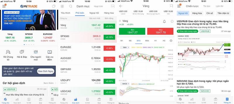 Top 10 sàn giao dịch chứng khoán uy tín nhất tại Việt Nam
